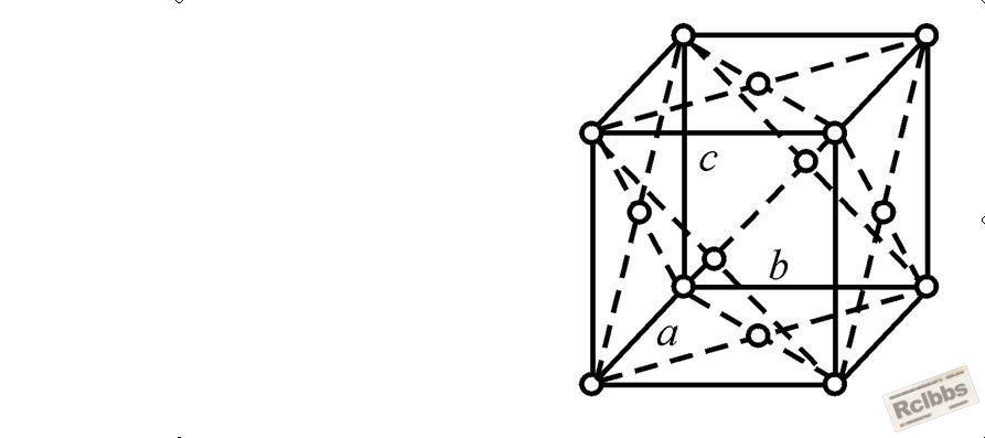 首先我不是高手,所以回答也不一定正确。 面心立方晶格与体心立方晶格是钢在不同温度下的同素异构体。在常温下为体心立方(特殊情况列外),平时我们把这种结构的组织叫铁素体。当温度超过A1线后发生同素异构转变由体心立方转变为面心立方,平时我们叫它为奥氏体。温度再升高,超过HJB线,又会发生同素异构转变,由面心立方转变为体心立方,平时我们叫它为高温铁素体。